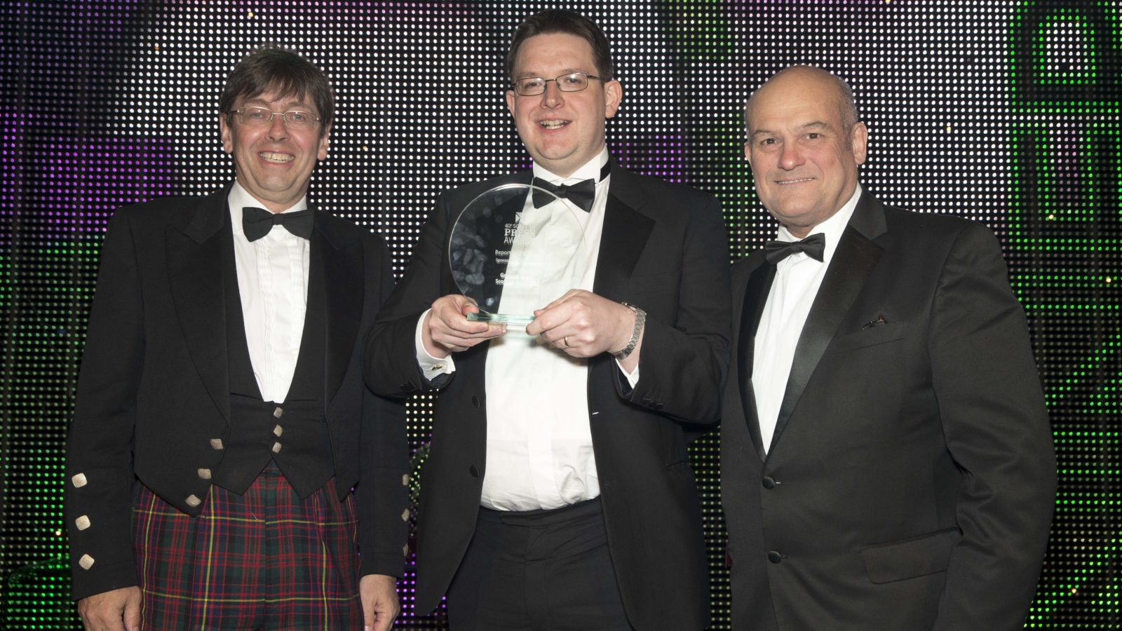 Reporter of the Year Sponsored by Openreach - @WeAreOpenreach Winner Graham Grant, Scottish Daily Mail