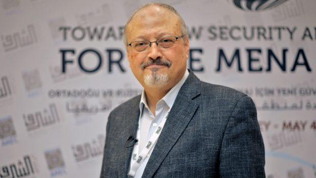 Featured Image for Emotional tribute to murdered Saudi journalist Khashoggi